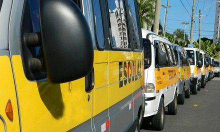 Transporte escolar: fiscalização é intensificada