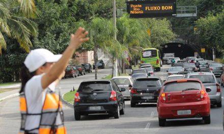 Cai o número de acidentes de trânsito em Niterói