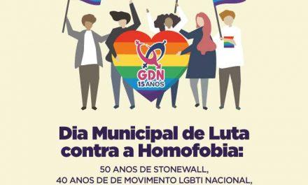 Dia Municipal de Luta contra à Homofobia é celebrado na Câmara de Niterói