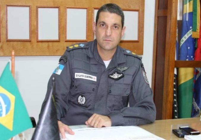Sylvio Guerra assume o 12º Batalhão da Polícia Militar