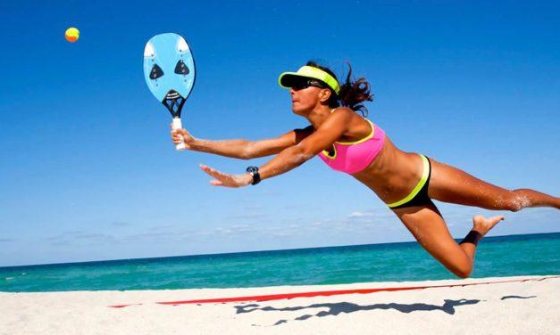 Cidade sediará etapas de Beach Tennis