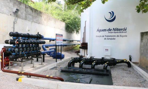 Saneamento em Niterói é citado como modelo para o Estado