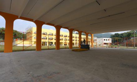 CIEP municipalizado doCantagaloterá obras finalizadas em junho