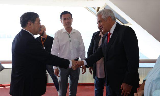 Niterói assina protocolo de intercâmbio com cidade chinesa de Zibo