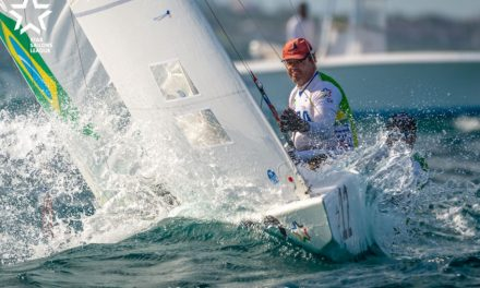 Lars Grael encerra carreira internacional no Campeonato Europeu da Star Sailors League