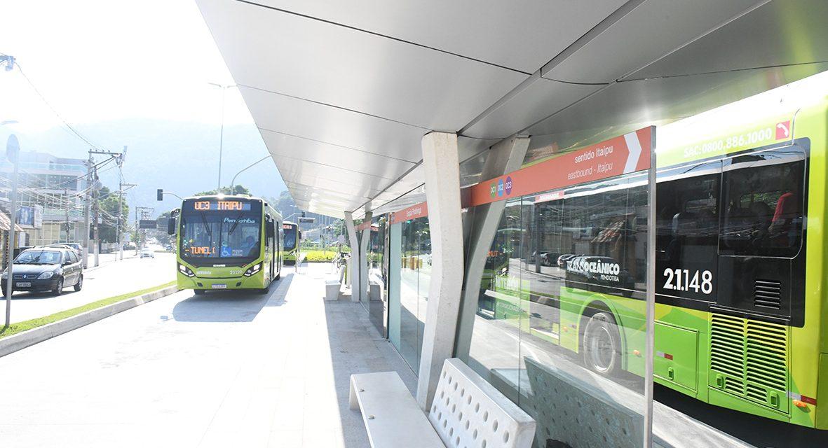 Na primeira semana de funcionamento, BHLS reduz tempo de viagem entre R.O. e Charitas