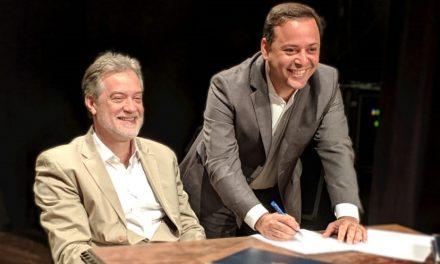 UFF e Prefeitura firmam acordo para inaugurar novo Cinema Icaraí
