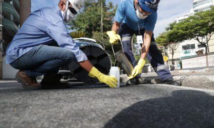 Projeto entre Prefeitura e Fiocruz identifica coronavírus na rede de esgoto da cidade
