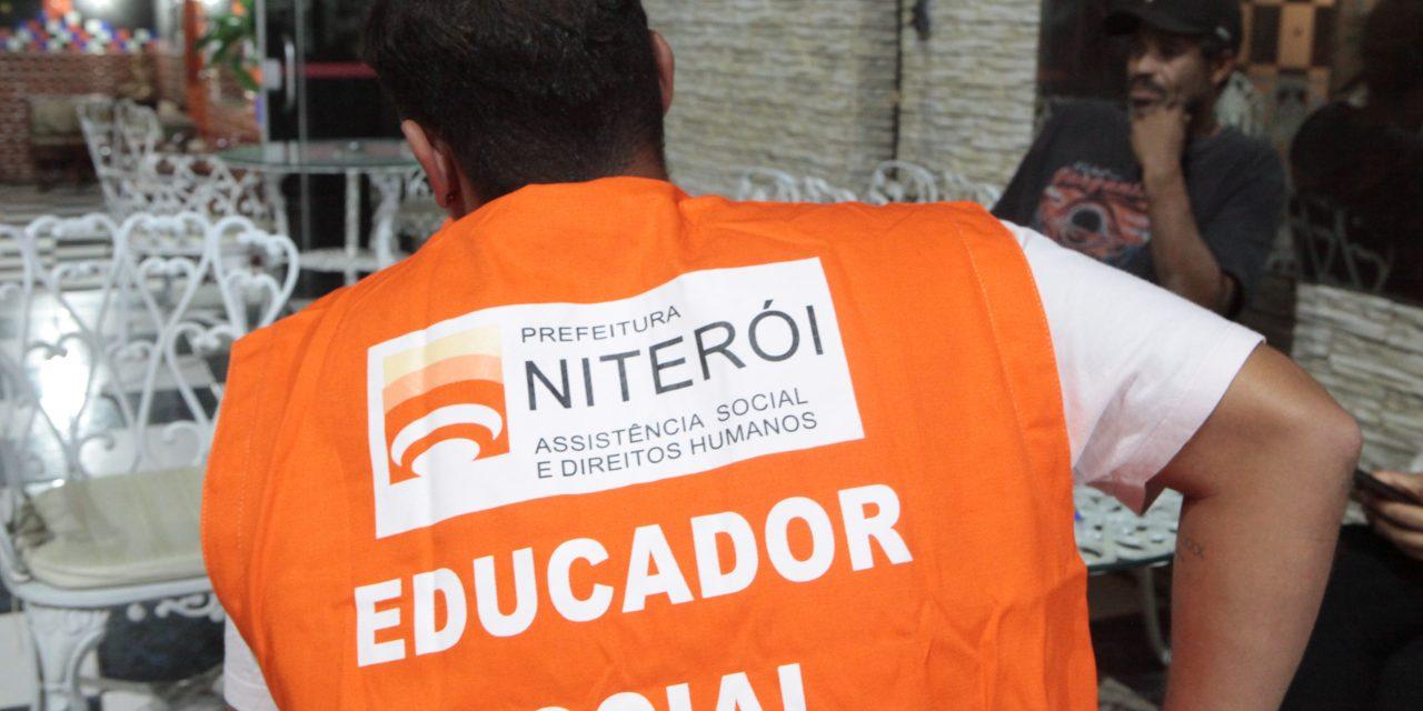 Hotel arrendado pela Prefeitura de Niterói para população em situação de rua tem 46 pessoas hospedadas