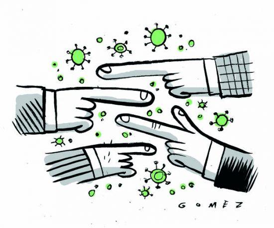 Gripe politizada: onde está a nossa essência?  – por Marco Orsini