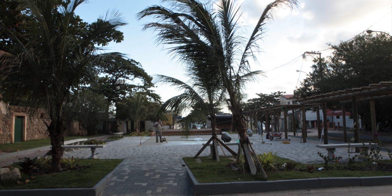 Canto de Itaipu: primeira etapa das obras será entregue na próxima semana