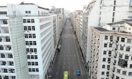 Ações e isolamento social evitam quase 1.500 mortes por Covid-19 em Niterói