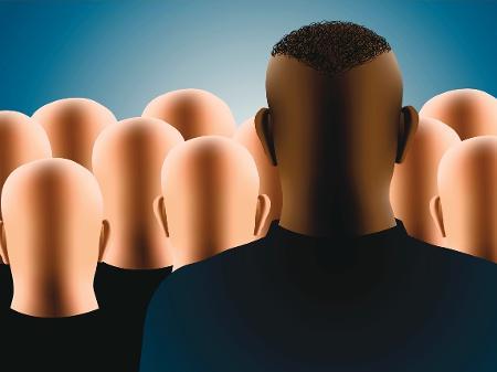 A pior forma de racismo é aquela através do olhar – por Marco Orsini
