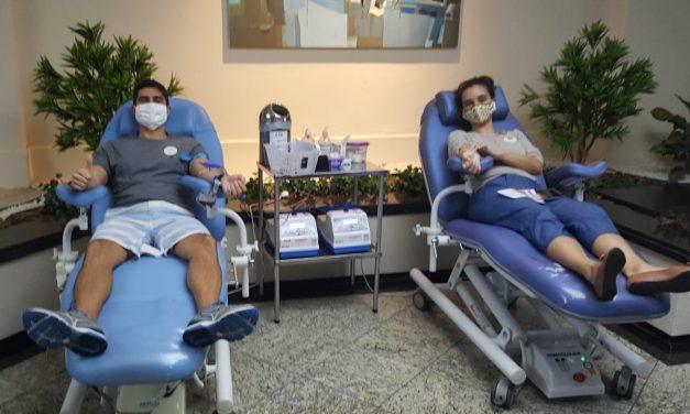 Clínica de Hemoterapia implementa coleta de sangue em domicílio