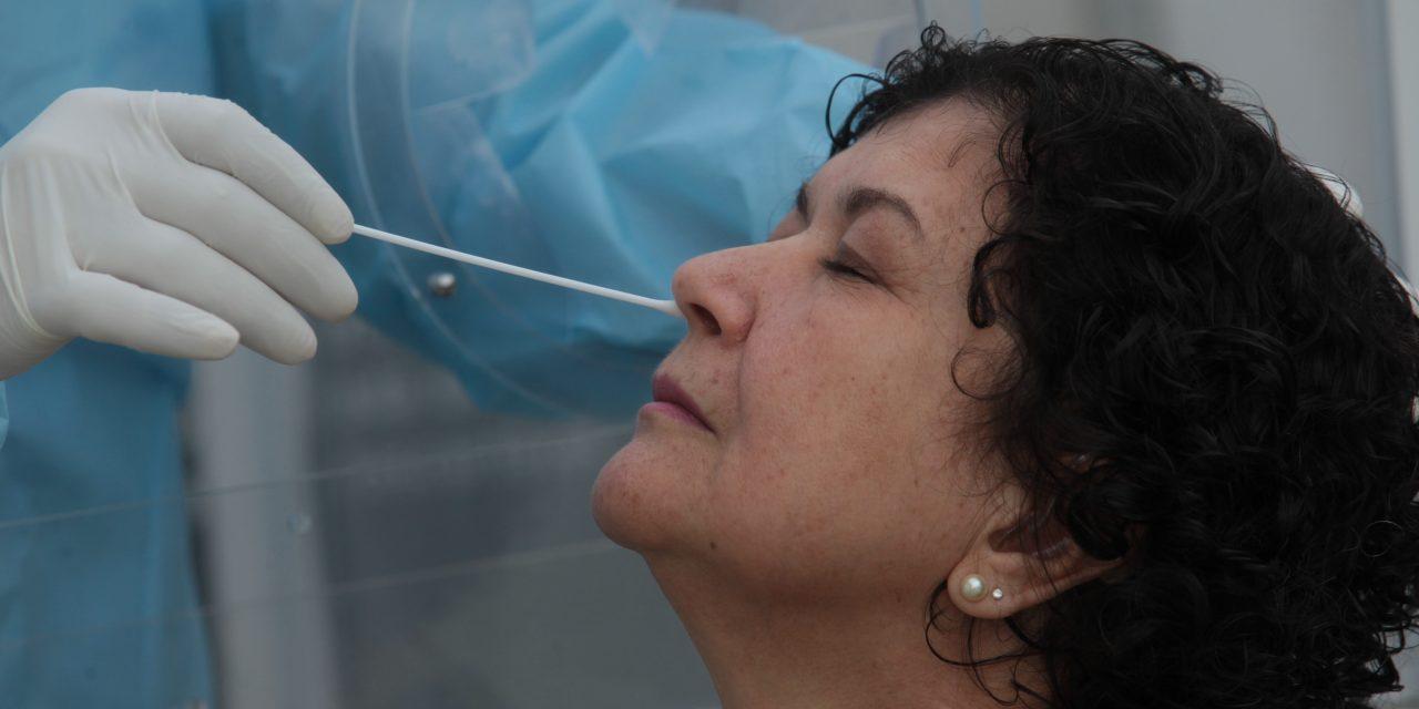 Drive-thru do Caminho Niemeyer inicia testagem por RT-PCR