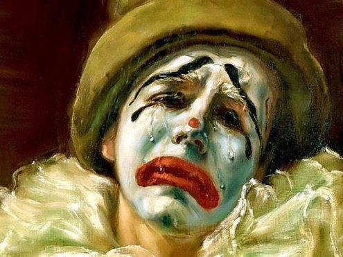 E quando o palhaço chora? – por Marco Orsini