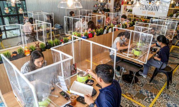 Restaurantes, lanchonetes e cafeterias de Niterói reabrem nesta segunda-feira (13)