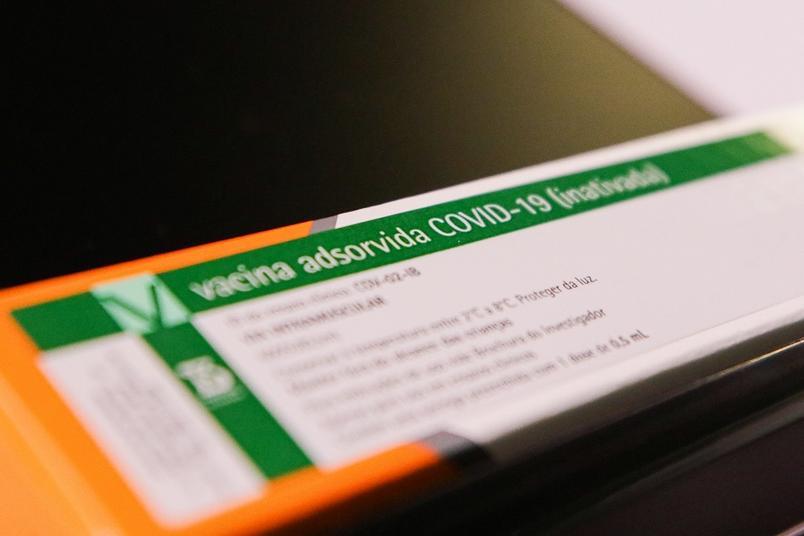 Niterói recebe mais cinco mil doses da vacina CoronaVac
