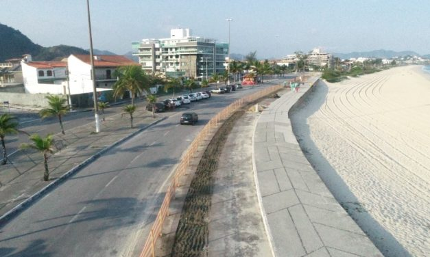 Prefeitura inicia as obras do sistema cicloviário da Região Oceânica