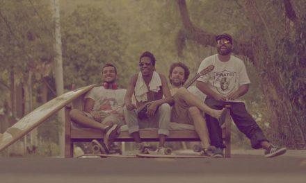 Banda Nayah é atração no Skate Park de São Francisco