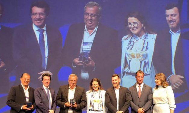 Grupo Vilarejo é premiado na Expo Revestir 2019