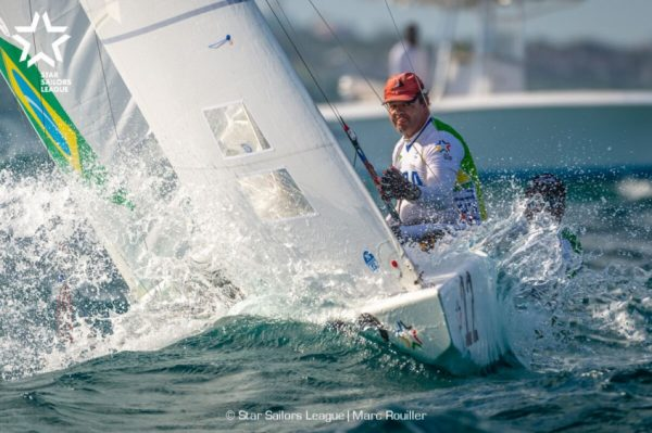 Lars Grael encerra carreira internacional no Campeonato Europeu da Star Sailors League