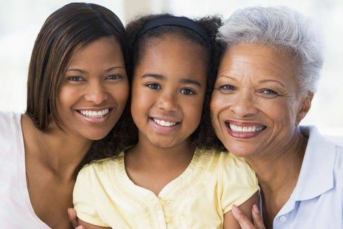 Resultado de imagem para avó negra