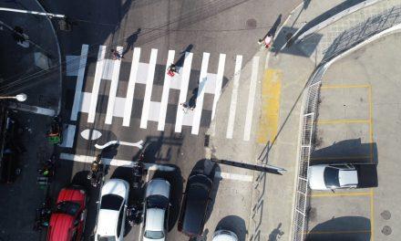 Virada da Mobilidade 2019 convida artistas da cidade a pintar faixas de pedestres