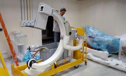 Huap recebe novo angiógrafo: equipamento é o único oferecido pelo SUS na Região Metropolitana II