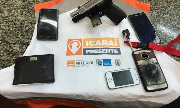Índices de criminalidade em Niterói caem novamente