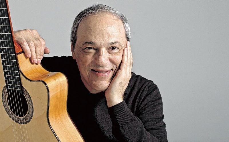 Toquinho canta em festival italiano em Niterói