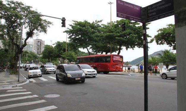 NitTrans amplia em duas horas reversível na Praia de Icaraí