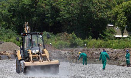 Parque Orla Piratininga: primeira etapa de obras será concluída até março