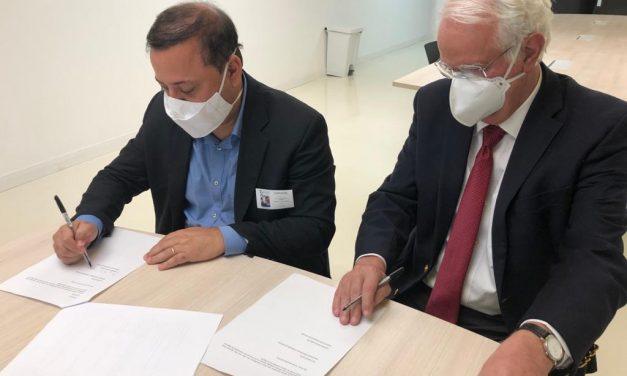 Prefeitura assina com o Instituto Butantan memorando de compra de 1,1 milhão de doses da vacina contra o coronavírus