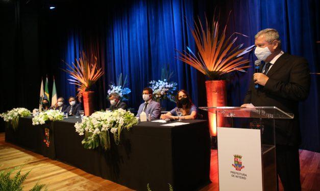Axel Grael assume como prefeito de Niterói