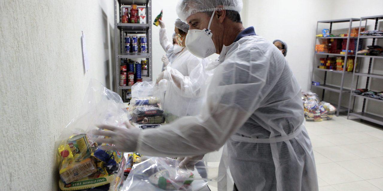 Mais 200 famílias serão beneficiadas pelos kits da Campanha Niterói Solidária