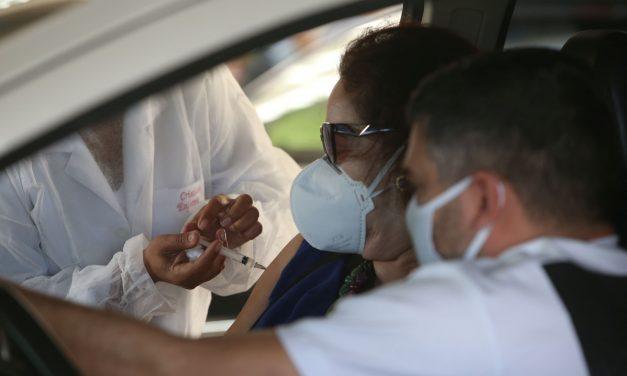 Covid-19: Niterói já vacinou mais de 176 mil pessoas