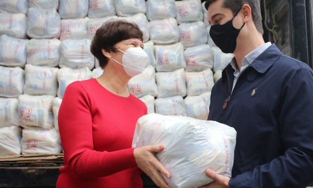 Niterói Solidária ultrapassa as 30 toneladas de alimentos arrecadados