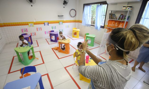Niterói inicia processo de retomada gradual das aulas presenciais