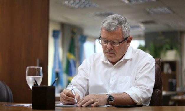 Axel Grael participa de abertura do Encontro Nacional da Rede Estratégia ODS