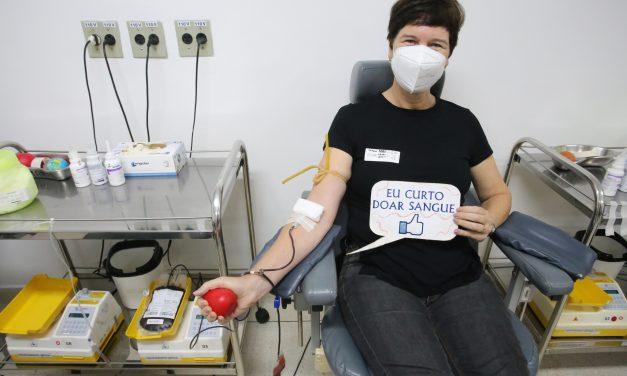 Niterói Solidária faz apelo por doação de sangue no Hemonit