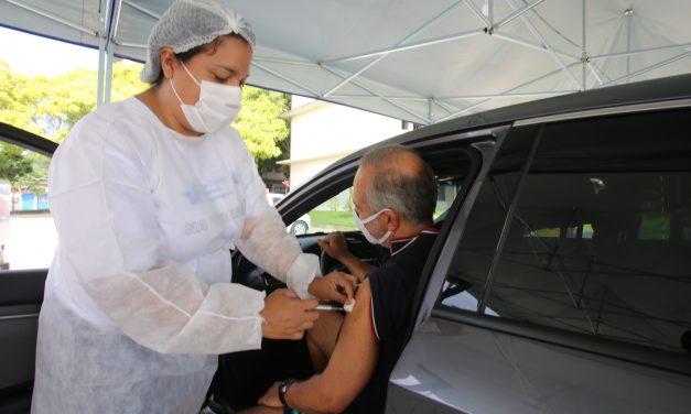 Covid-19: Niterói já aplicou primeira dose em 50% do público vacinável