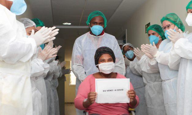 Hospital Oceânico alcança a marca de 2 mil altas de pacientes recuperados da Covid-19