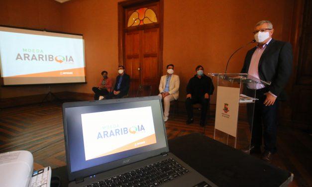 Moeda Arariboia surge para aquecer a economia nas comunidades